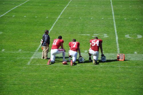 football field sports