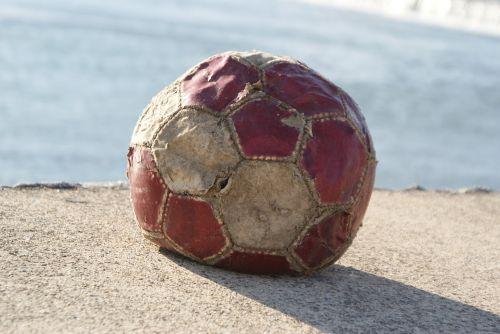 football ball old