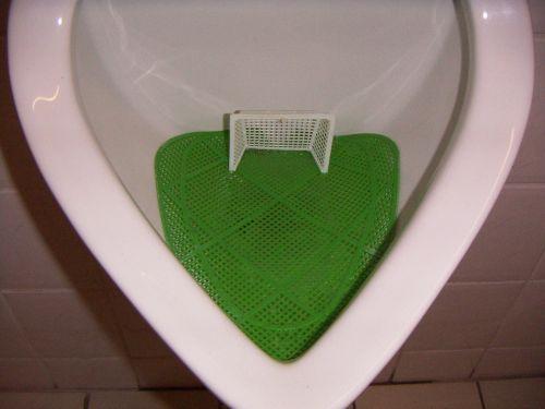 football goal wc