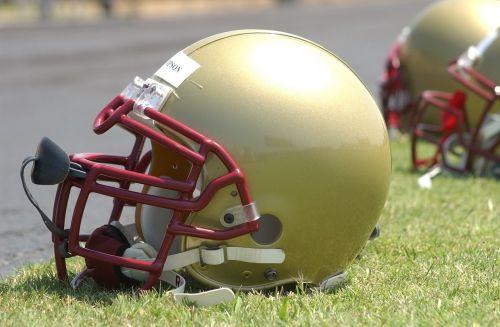 football helmet headgear helmet