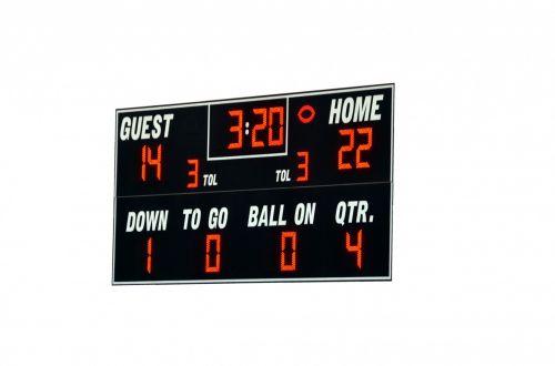 Football Score Board