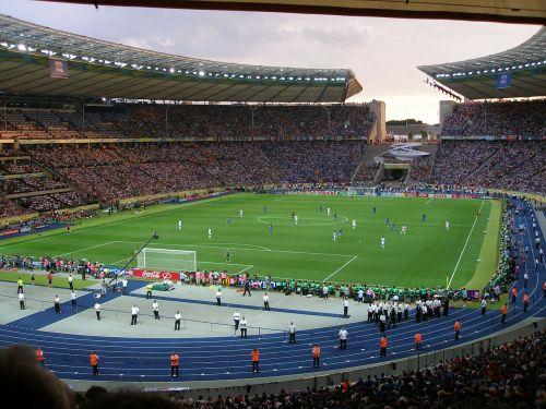 football stadium football stadium