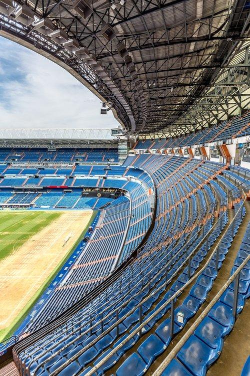 football stadium  stadium  stands