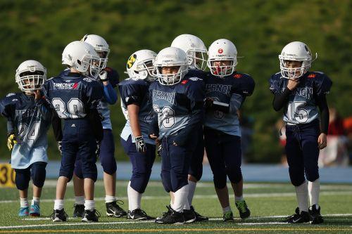 football team youth league american football
