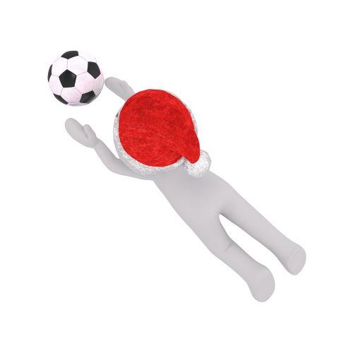 footballers goalkeeper white male