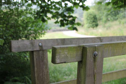 footbridge bridge yorkshire