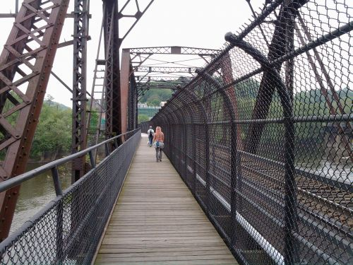 footbridge bridge harper's