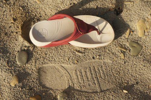 footprint sand fit-flop