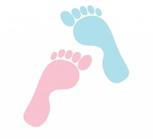 footprint foot feet