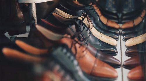 footwear leather oxfords