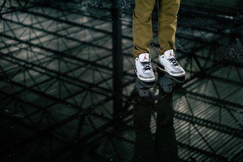 footwear shoes floor