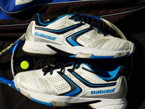 footwear sport tennis