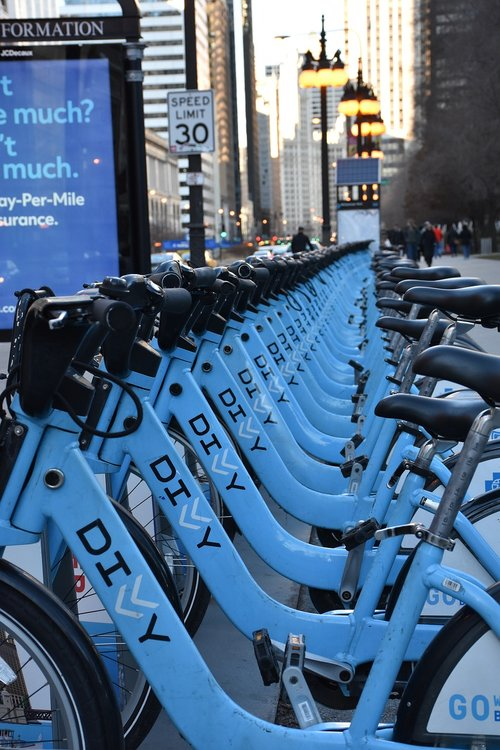 for rent  bicycles  transport