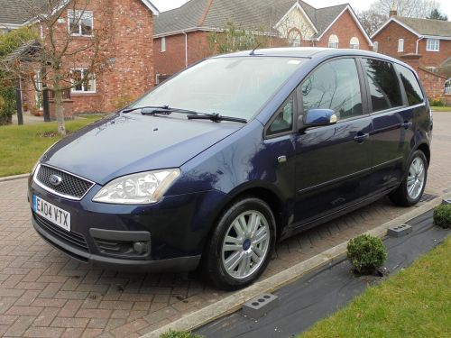 ford s-max petrol engine