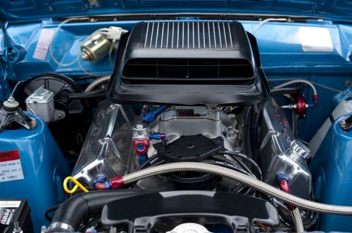 ford muscle car engine