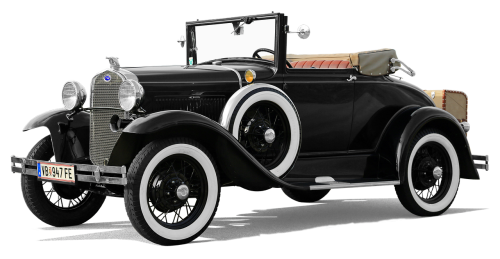 ford cabriolet coupe
