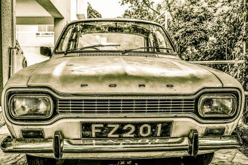ford car mk1