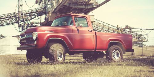ford pick up f series