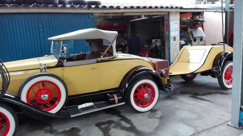 ford output bodywork