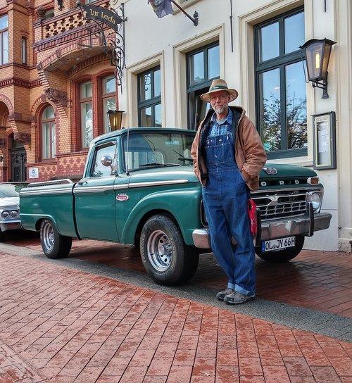 ford  oldtimer  owner