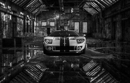 ford  warehouse  car