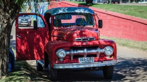 ford truck old