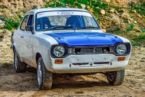 ford escort mk1 vehicle classic car