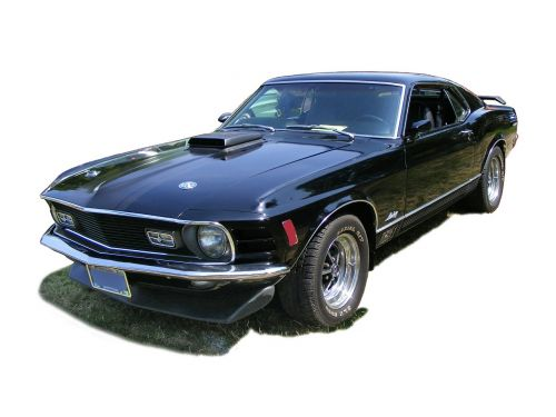 ford mustang muscle car ford