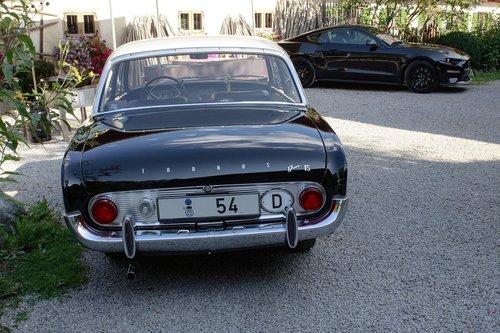 ford taunus  17 m  auto