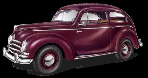 ford taunus  10m deluxe  limousine