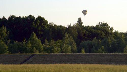 forest shafts balloon
