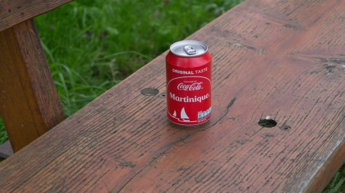forest meadow coca-cola