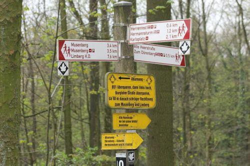 forest directory hagen