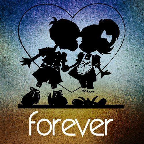 forever love pair