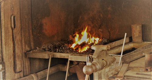 forge metal forge iron forge