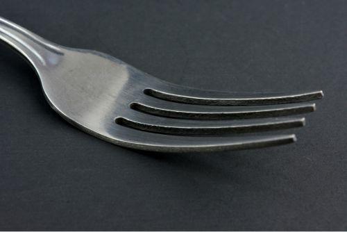 šakutė, indai, instrumentas, įrankis, įrankiai, valgyti, valgymas, maistas, metalas, šakutė