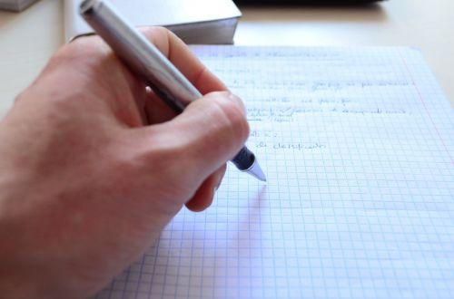 form pen document