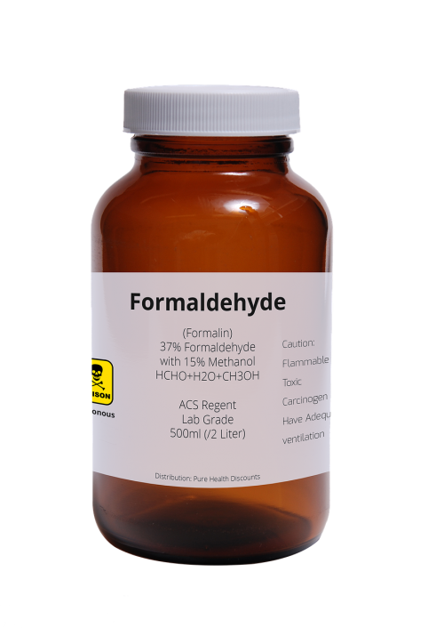 formaldehyde chemical science