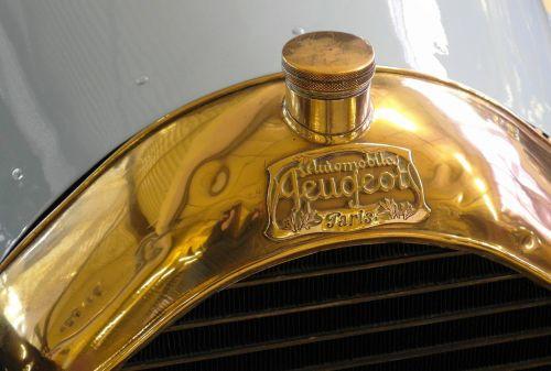 former logo peugeot automobile