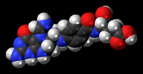 formiminotetrahydrofolate chemistry atoms