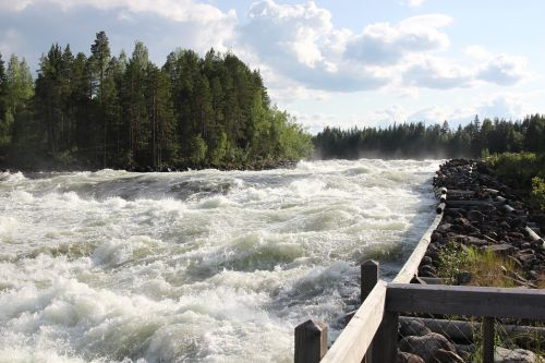 fors river water