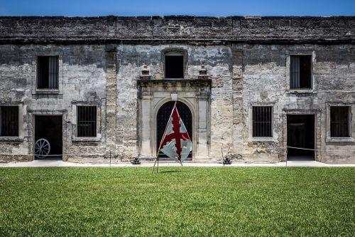 fort historic stone