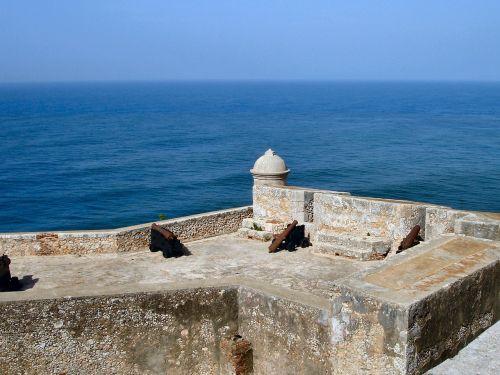 fort castle santiago de cuba