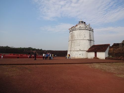 fort tower watch tower