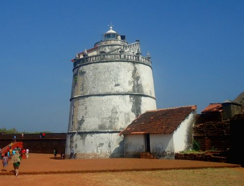 fort lighthouse tower