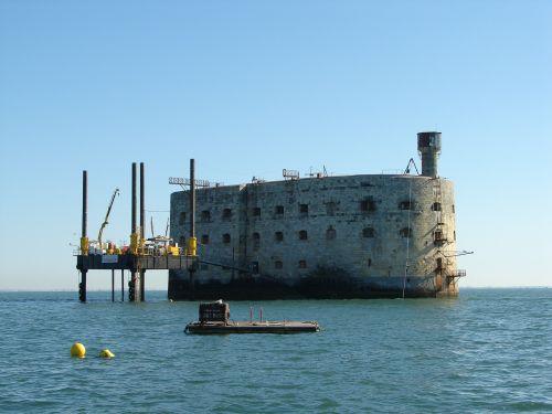 fort boyard fort charente-maritime
