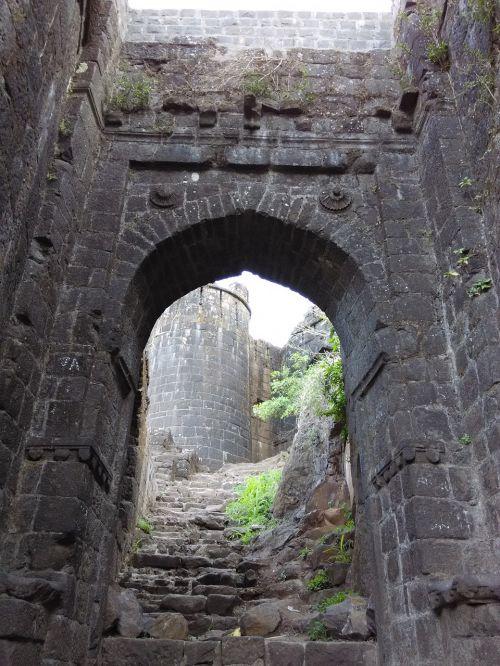 fort entrance entrance architecture