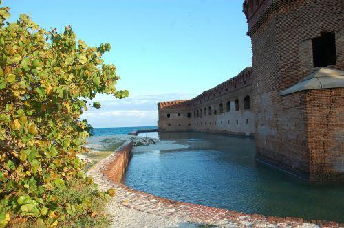 fort jefferson water island