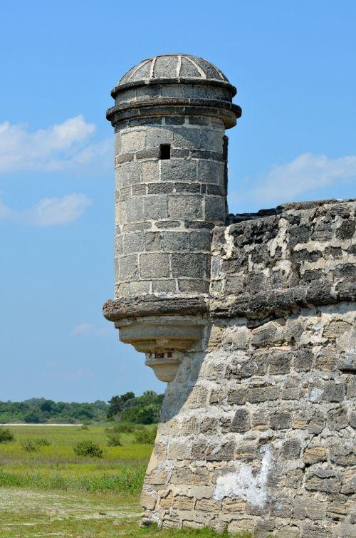 Fort Matanza Turret