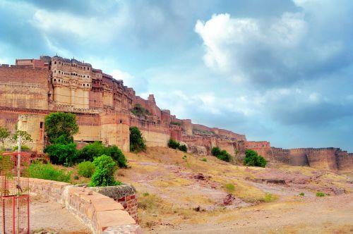 Fort Of Mehrangarh